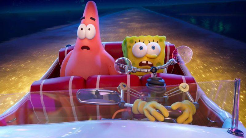 """عرض فيلم """"SpongeBob - Friends on the Run"""" على Netflix في الخامس من نوفمبر - المقطع الدعائي"""