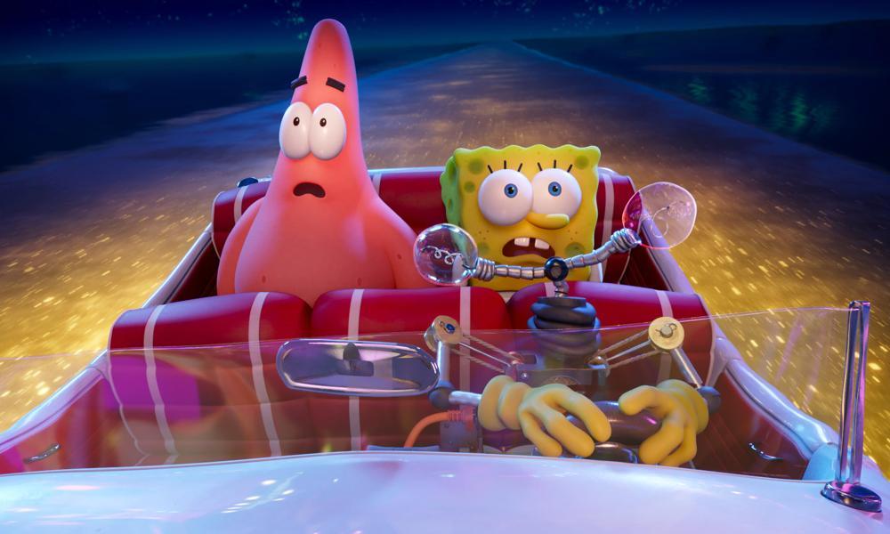 """""""SpongeBob – Amici in fuga"""" arriverà su Netflix il 5 novembre – Trailer"""