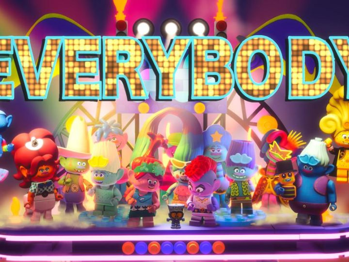 "Shake Your Brick Thang! Il video musicale di ""Trolls"" celebra i nuovi set LEGO"