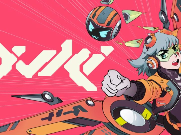 """""""Yuki"""" kula helvetet (shooter) videospel i anime stil"""