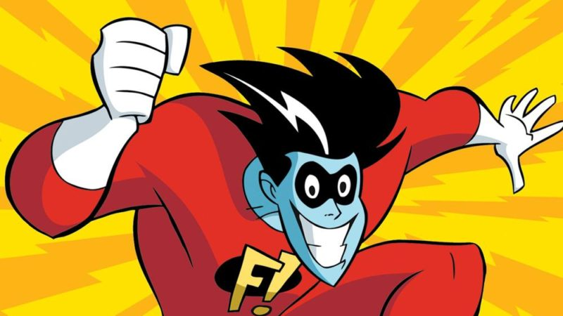 "Freakazoid will make a comeback in the ""Teen Titans Go!"""