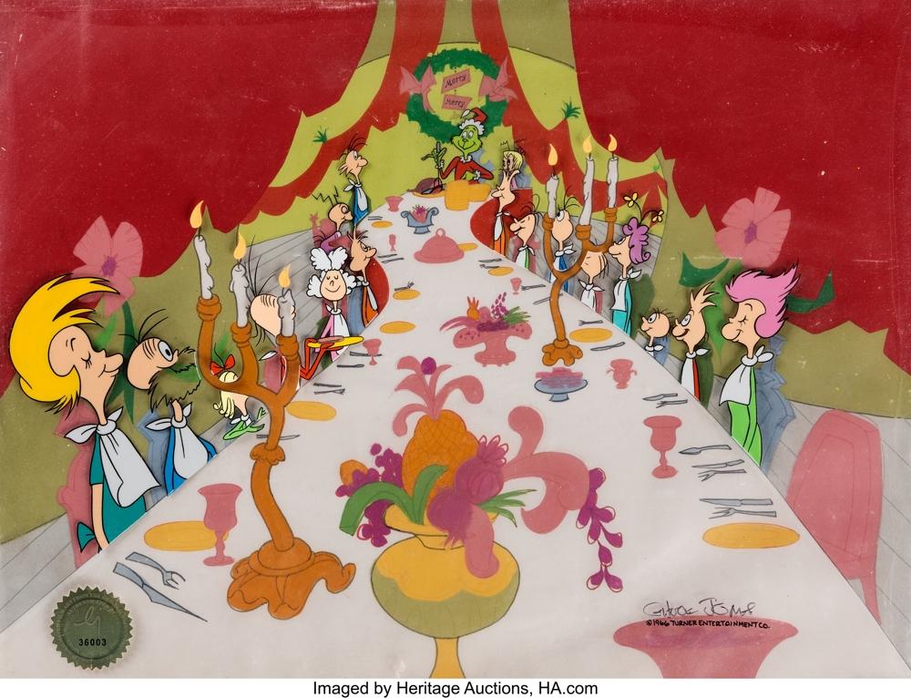 How the Grinch Stole Christmas del Dr. Seuss
