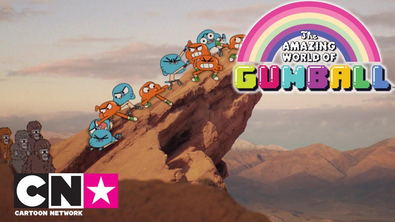 Viaggio nel tempo | Lo straordinario mondo di Gumball | Cartoon Network Italia