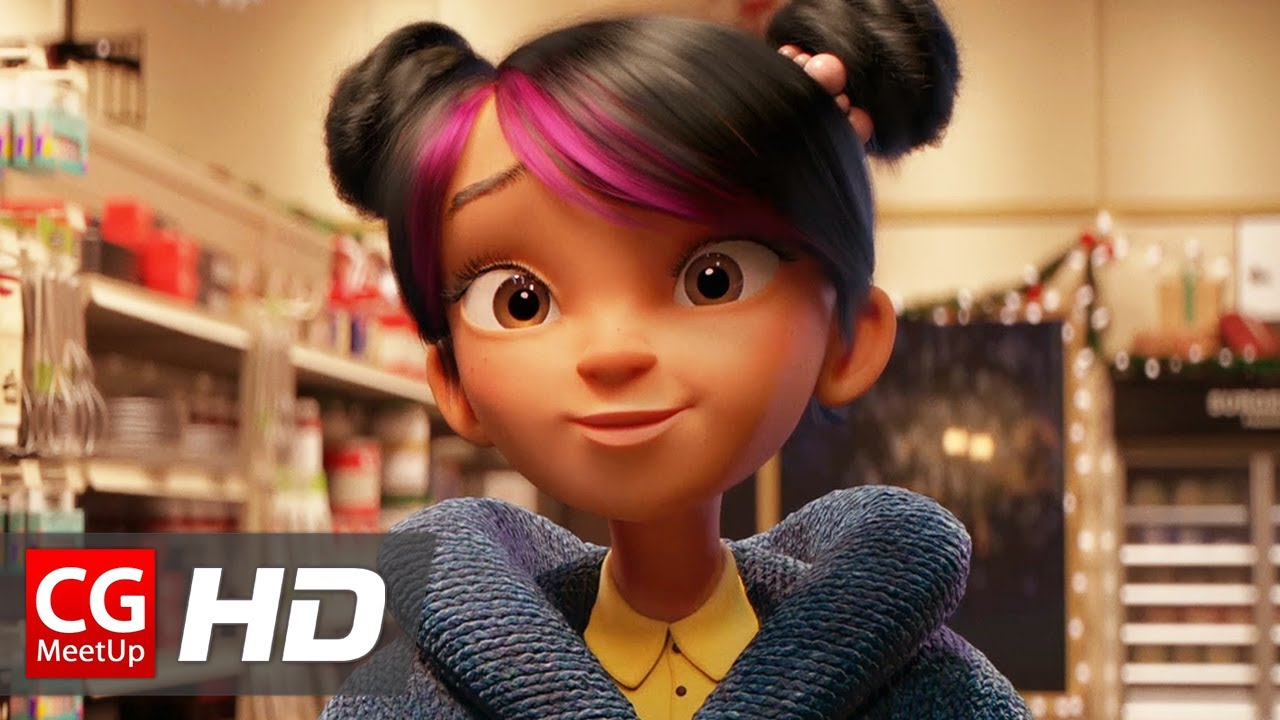 """CGI Animated Short Film: """"Made With Love"""" by SHED 