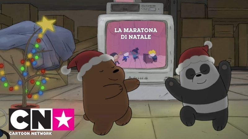 La maratona di Natale | Speciale Natale | Cartoon Network Italia