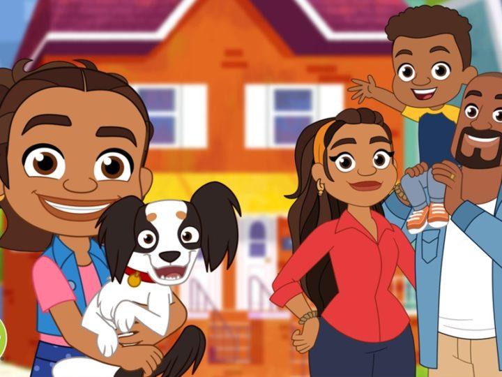 """""""Alma's Way"""" - la serie animada de Sonia Manzano en PBS KIDS de Fred Rogers Prod."""