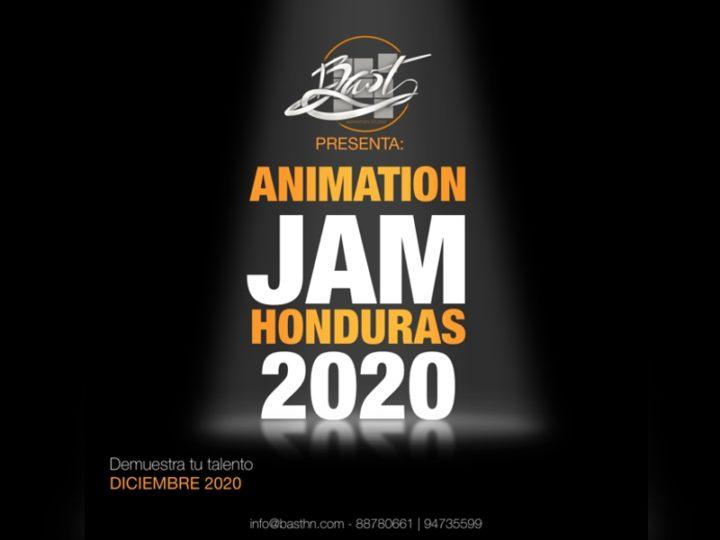 BAST Studioは、ホンジュラスで初めてのアニメーションジャムを発表します