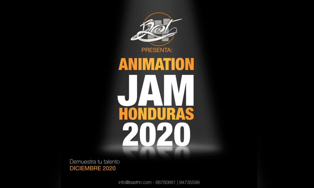 "BAST Studio presenta l'evento ""Animation Jam Honduras"""