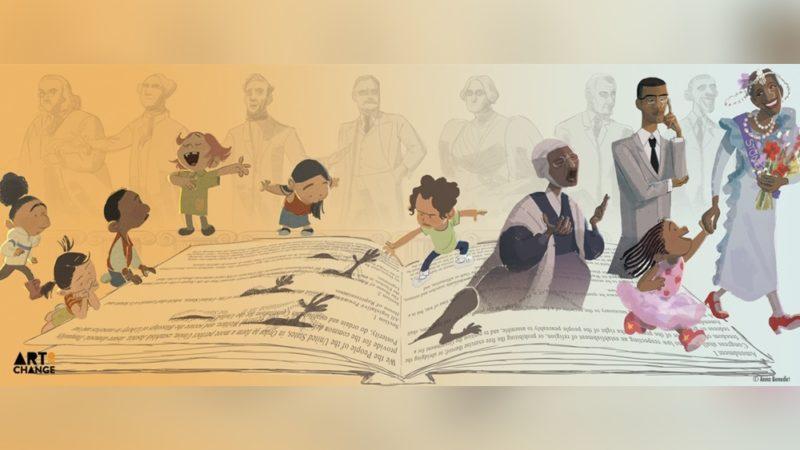 """Una settimana a sinistra: il libro """"Art of Change"""" a sostegno delle vite nere"""