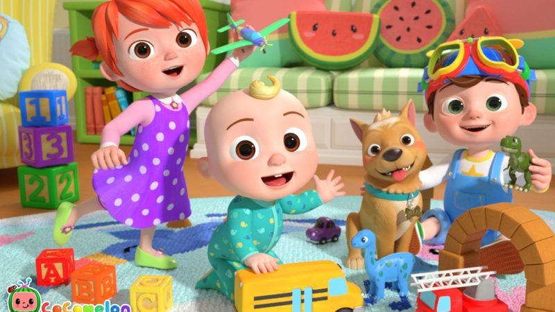 """""""CoComelon"""" il canale youtube per bambini ha il record di visualizzazioni"""
