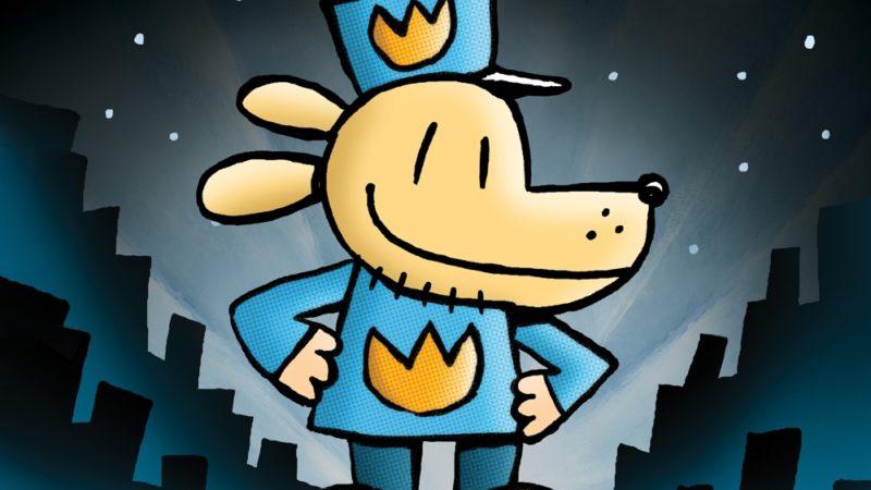 梦工厂从达夫·皮尔基(Dav Pilkey)的书籍开始制作电影《狗人》
