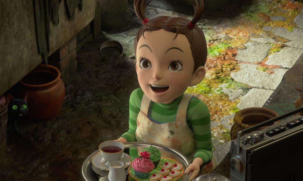 """Il doppiaggio inglese del film """"Earwig e la strega"""" della Ghibli"""