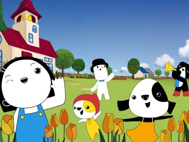 «Kinderwood», la nouvelle série animée préscolaire de Nick Jr