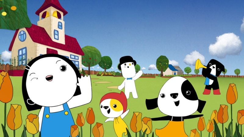 """Kinderwood"", la nuova serie animata prescolare di Nick Jr"