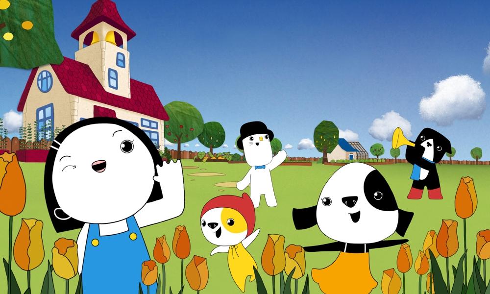 """Kinderwood"", la nuova serie animata prescolare di Nick Jr"