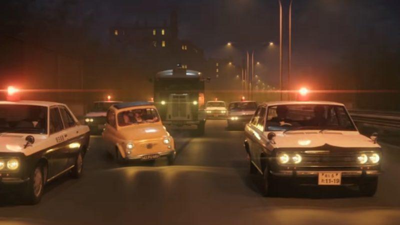 电影《羽扇豆III:第一部》中的新视频片段