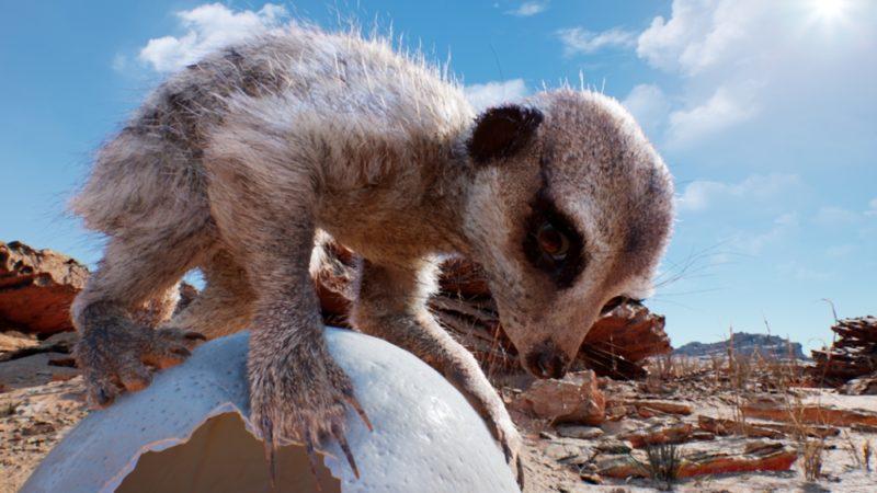 """Epic Games lancia il progetto """"Meerkat"""" Hair & Fur per tutti i modellatori 3d"""