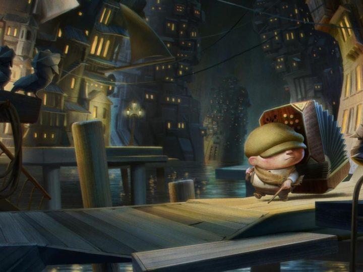 """3 월 10 일 Oculus에서 XNUMXD 뷰어 용 애니메이션 영화 """"Paper Birds"""""""