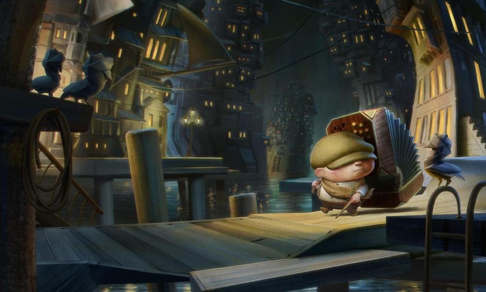 """""""Paper Birds"""" il film di animazione per il visore 3d su Oculus il 10 dicembre"""