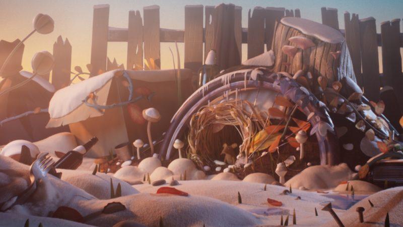 """नेटफ्लिक्स और एर्डमैन से एनिमेटेड फिल्म """"रॉबिन रॉबिन"""" के आवाज अभिनेता"""