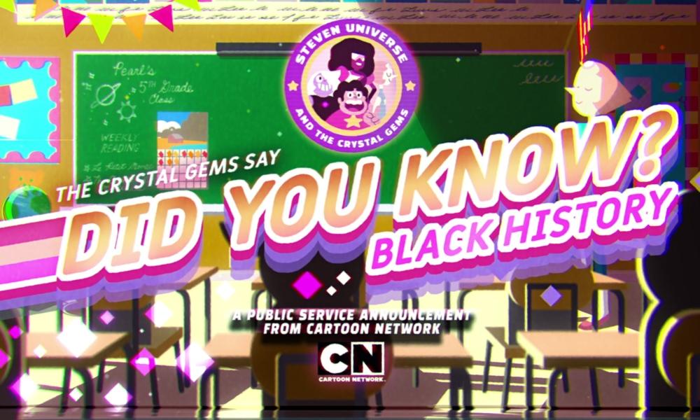 Cartoon Network presenta il nuovo cartone animato contro il razzismo