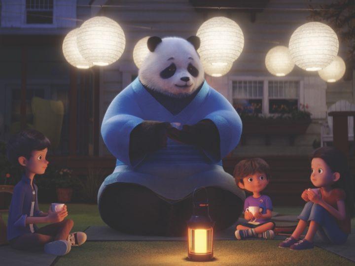 'स्टिलवॉटर': ज़ेन और बुद्धिमान पांडा अगले दरवाजे