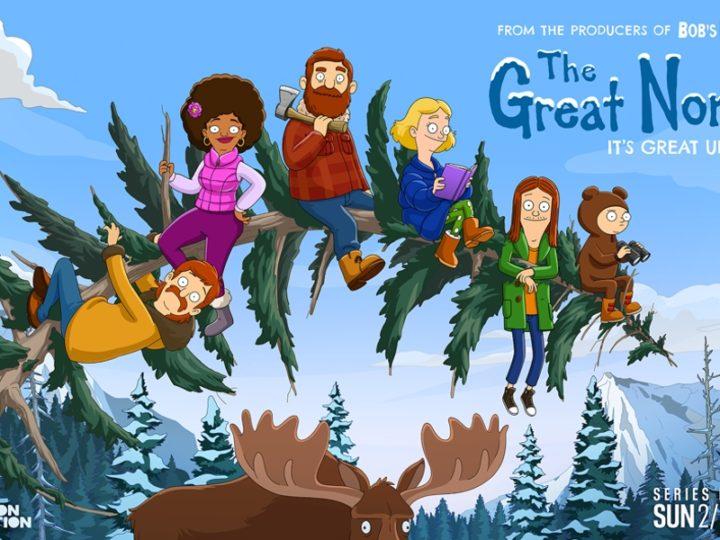 Funny Valentine: 'The Great North' dall'EP di 'Bob's Burgers' uscirà il 14 febbraio