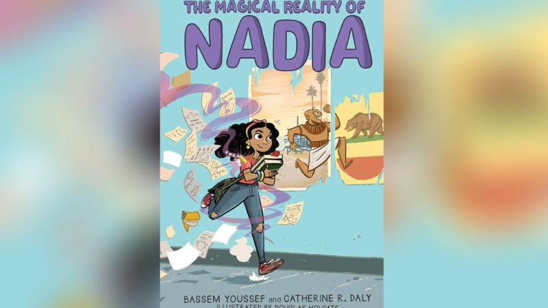 "Bassem Youssef, Powerhouse Team per la serie ""Magical Reality of Nadia"""