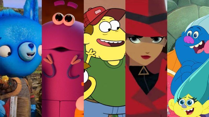 Se revelan los ganadores del Emmy diurno por animación