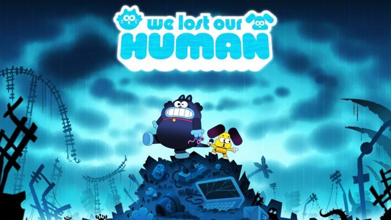 NetflixCollarsの新しいインタラクティブスペシャル「WeLostOurHuman」
