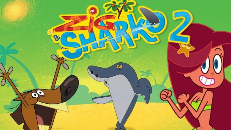 """Zig & Sharko"" dello Studio Xilam ha ottenuto l'ambito pulsante Diamond Play di Youtube"