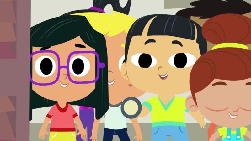 O relatório do Children's Media Lab explora a representação na animação canadense