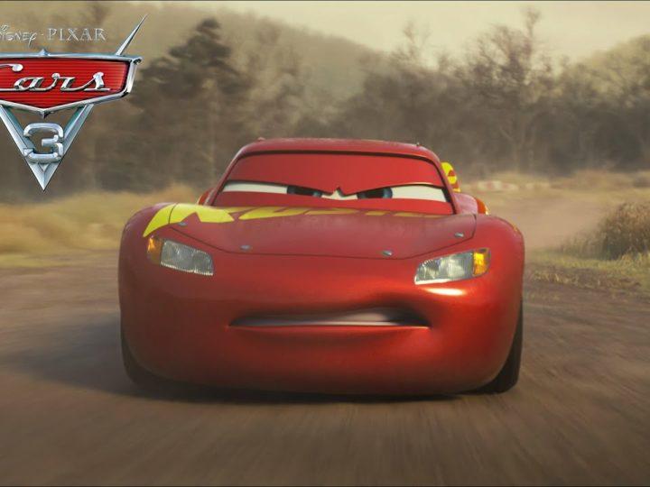 Saetta si allena con Smokey | Cars 3