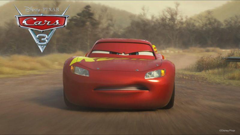 Saetta si allena con Smokey   Cars 3