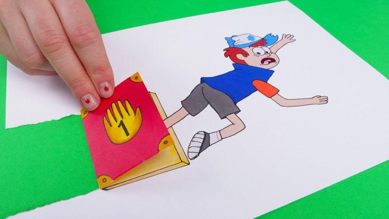 Como fazer desenhos mágicos e divertidos