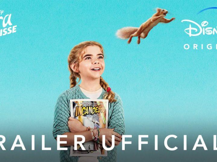 फ्लोरा और उलिसे - डिज्नी + पर 19 फरवरी से मूल मूवी स्ट्रीमिंग