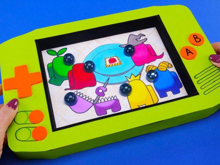 다채로운 🌈 카드 보드 게임과 더 많은 DIY 🌈