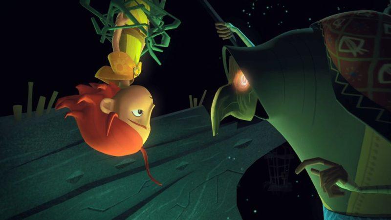 Baobab revela mais de 'Baba Yaga' antes da estreia do Oculus em 14 de janeiro