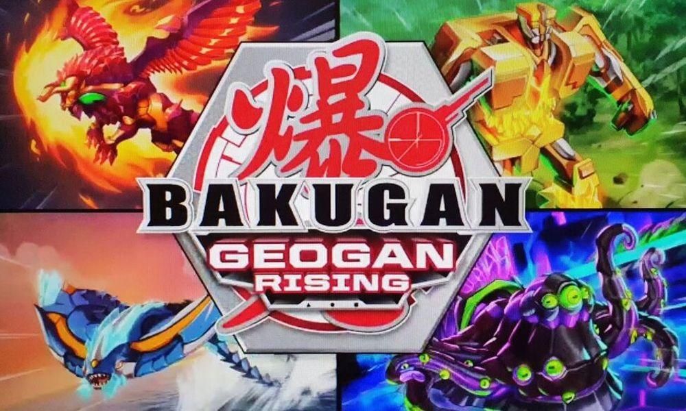 """Bakugan: Geogan Rising""  arriva la terza stagione di Bakugan"