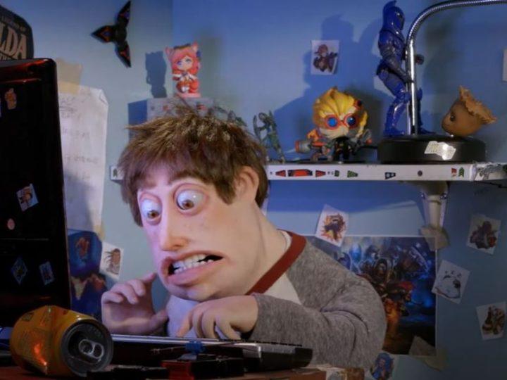 La bande-annonce de «Blark and Son», la série animée sur Comedy Central