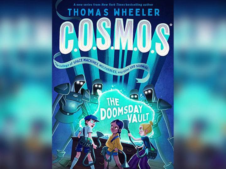 "Paramount Toons는 Tom Wheeler의 책에서 ""COSMOS""영화를 만들 것입니다."