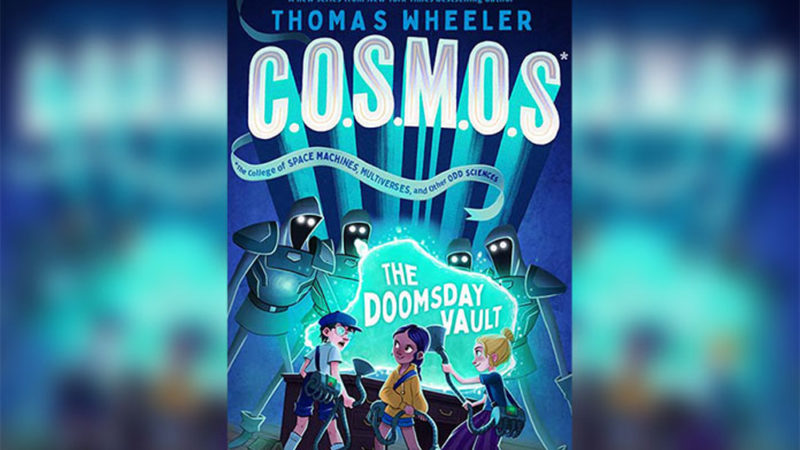 """Paramount Toons fará o filme """"COSMOS"""" do livro de Tom Wheeler"""