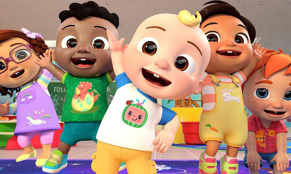 Moonbug与Future Today合作推出5个新的儿童频道