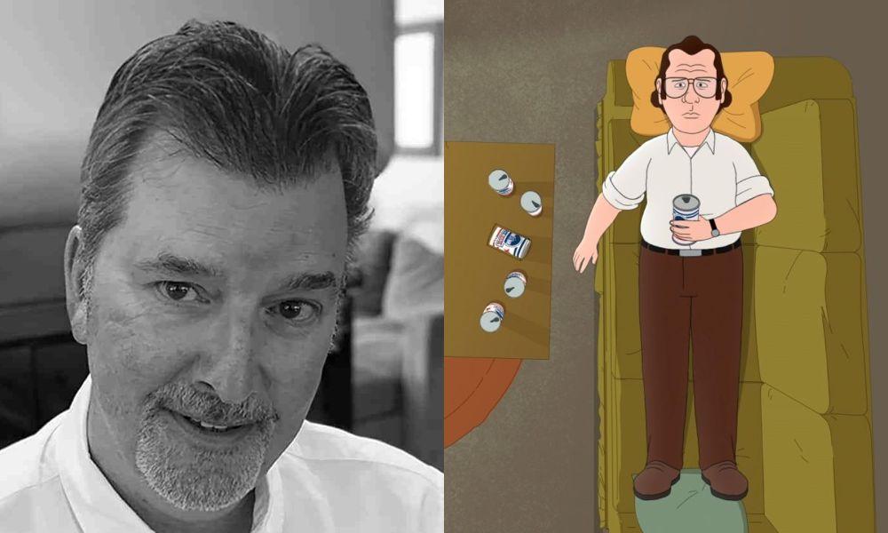 """David Richardson, escritor y productor de """"Los Simpson"""" y """"F Is for Family"""", muere a los 65 años"""