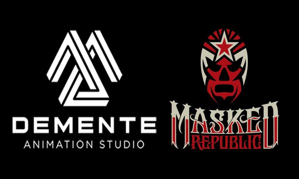 Demente Animation e Masked Republic producono cartoni sulla lucha libre