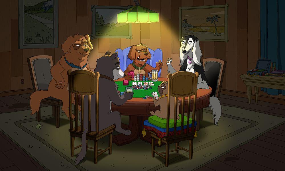 """La Fox debutterà sabato con """"Dogs Playing Poker"""" di Denis Leary"""