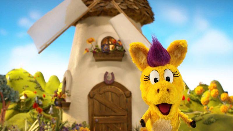 「DonkeyHodie」は、PBSKIDSでのミスターロジャースの遺産を引き継いでいます