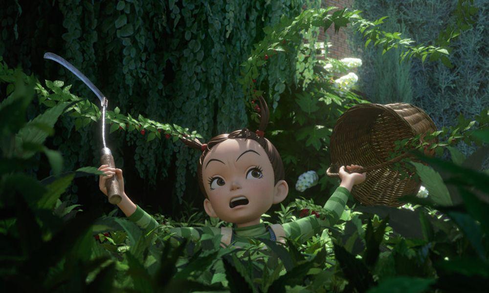 GKIDS esce al NorAm per il debutto di 'Earwig e la strega' dello Studio Ghibli