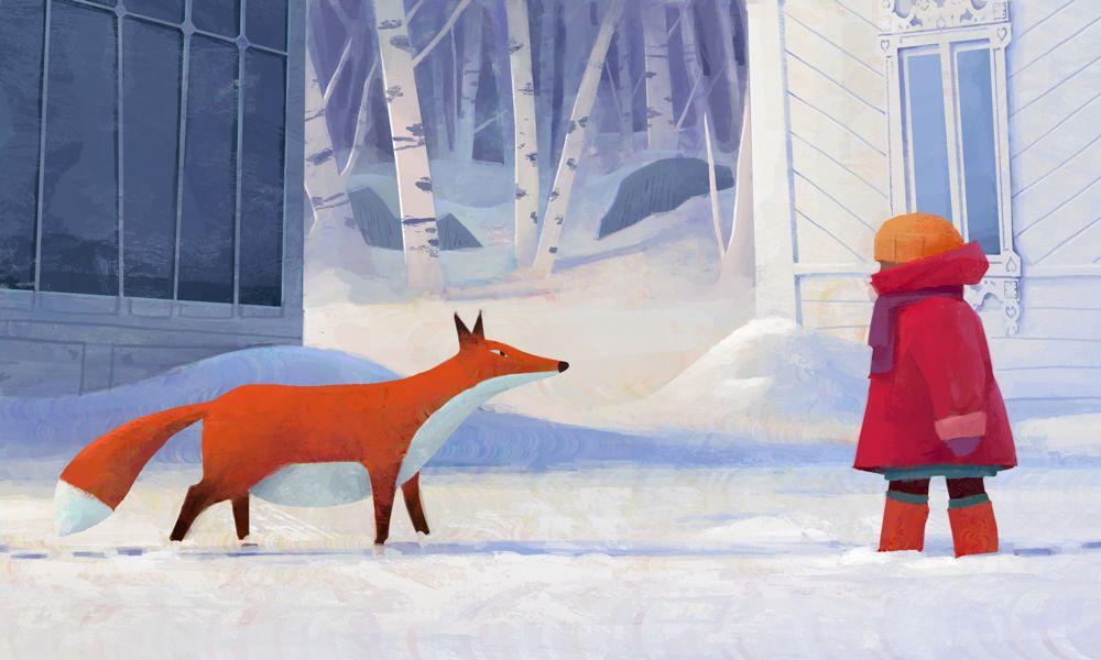TeamTO si aggiudica i diritti di 3 libri sull'inverno, per bambini