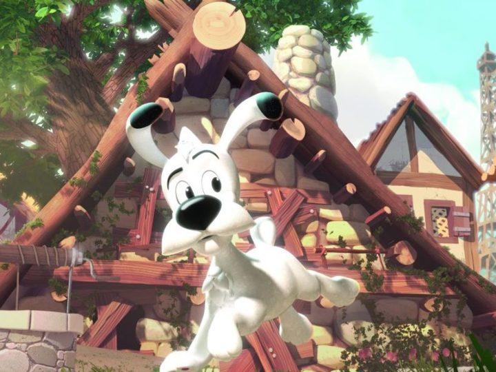 Idefix y el indomable: la serie animada de LS Distribution y Studio 58